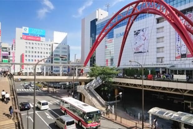 「立川駅」の画像検索結果