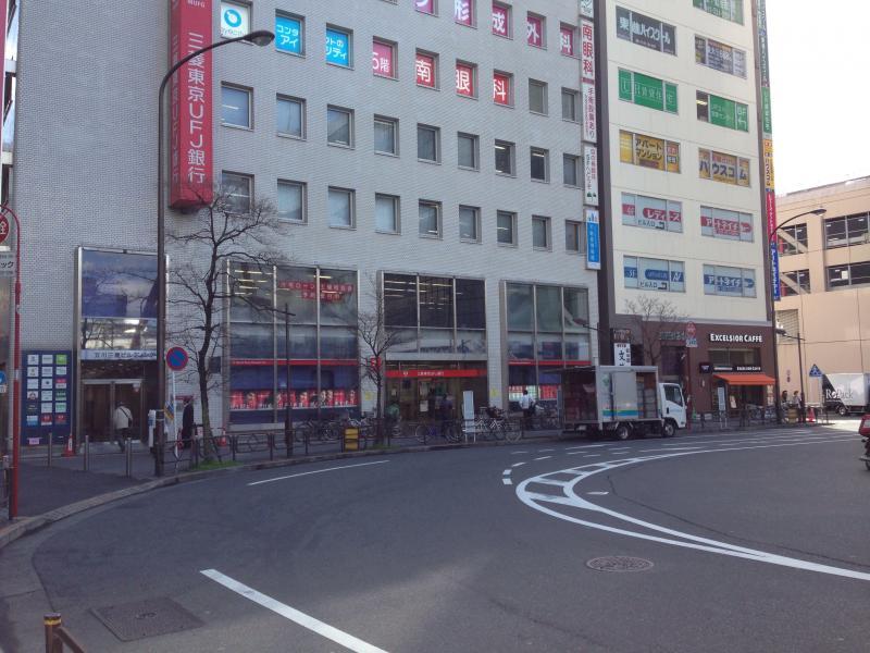 三菱東京ufjの